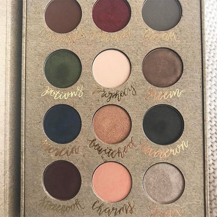 http://www.revelist.com/beauty-news-/harry-potter-palette/6789/Storybook Cosmetics' Wizardry and Witchcraft eye shadow palette will be available for pre-order NEXT WEEK./1/#/1