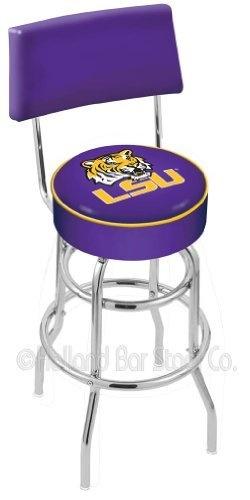 Louisiana State LSU Tigers L7C4 Tall Logo Bar Stool by