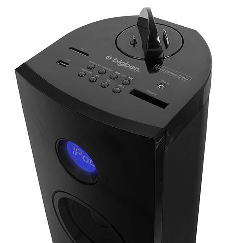 Torre Multimediale Docking per iPhone 5 Nera Bluetooth