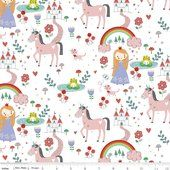 Riley Blake Designs: Category: Princess Dreams Cottons