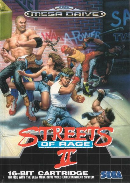 Streets of Rage 2. Best game ever plus best 2 player game.