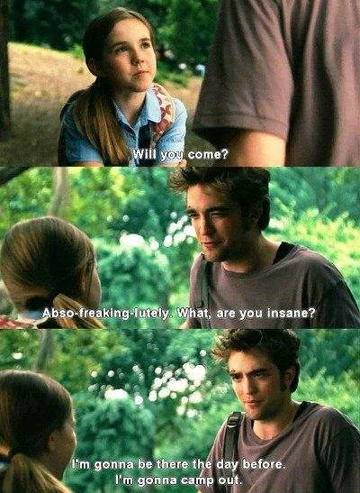 I love this movie and the relationship between Rob and his onscreen little sister..Remember Me..