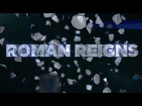 Roman Reigns Entrance Video - YouTube - I'm a little obsessed at how sexy this man is!
