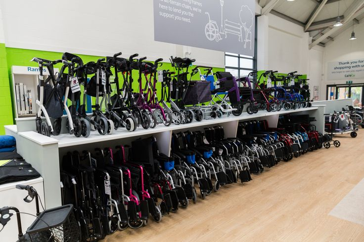 Looking for a simple walking aid, we have an excellent range of rollators and tri-walkers in our Leicester showroom. Call 0116 253 8822 to learn more!