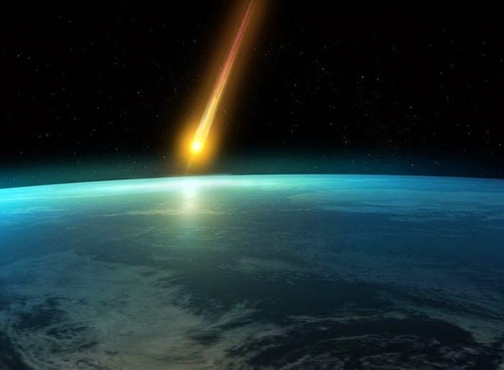 ΕΚΤΑΚΤΟ! Κομήτης έπεσε στη γη !