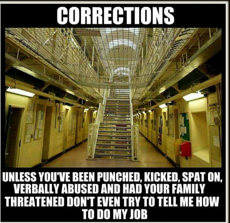 183 best images about correctional officer 39 s rule on pinterest the friday cops and police - Correctional officer jobs ...