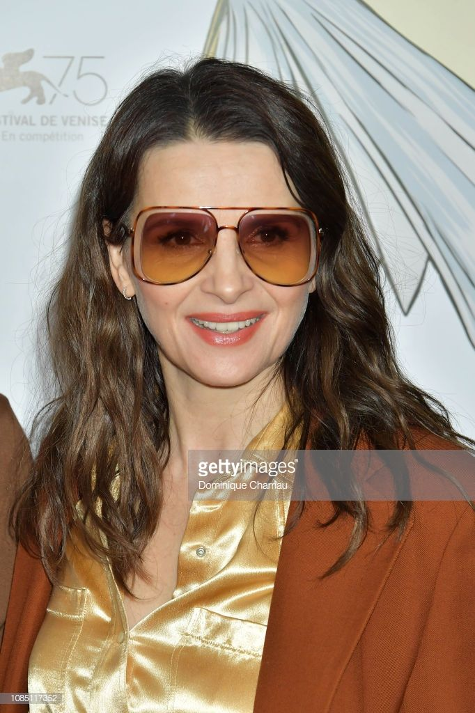 Juliette Binoche attends  Doubles Vies  Paris Premiere at UGC Cine ... 2efd936bc9