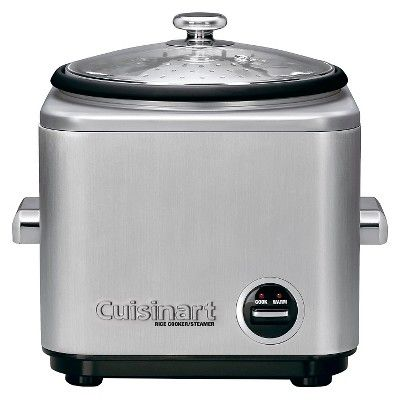 how to cook rice in cuisinart pressure cooker
