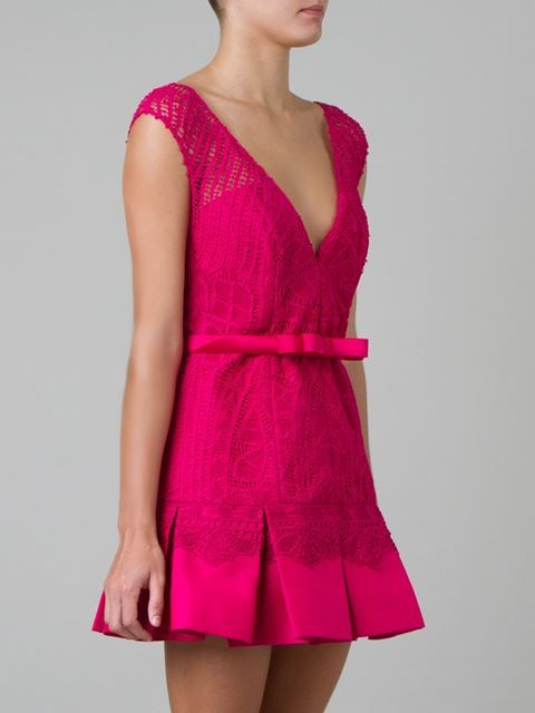 Martha Medeiros Vestido Pink - Martha Medeiros - Farfetch.com