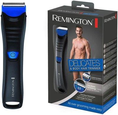 Remington Delicates & Body Hair Groomer BHT 250 Trimmer For Men  available at flipkart for Rs.4415