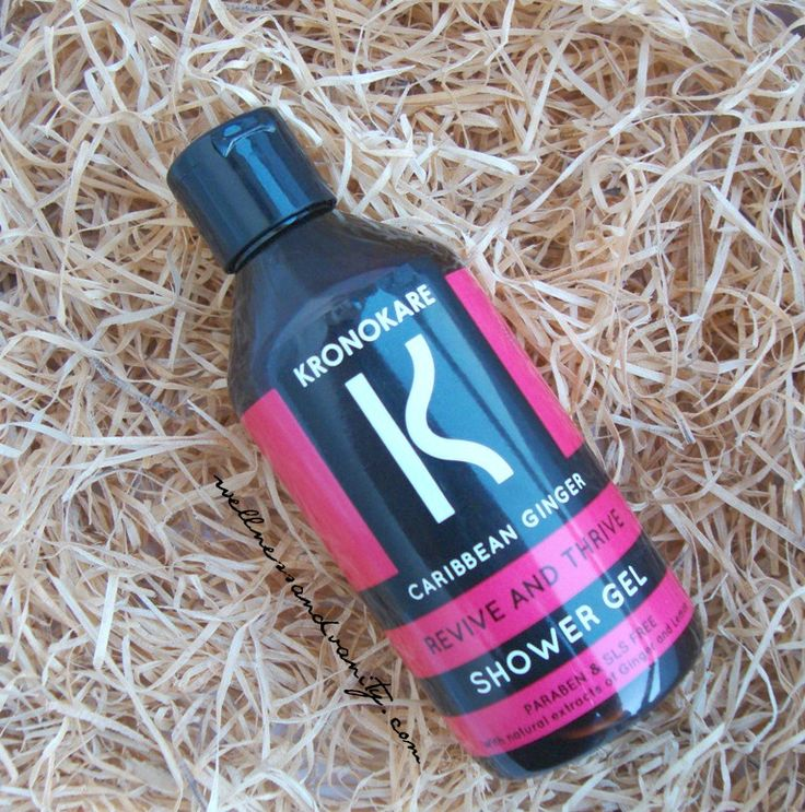 Kronokare Caribbean Ginger Shower Gel Review | WELLNESS&VANITY