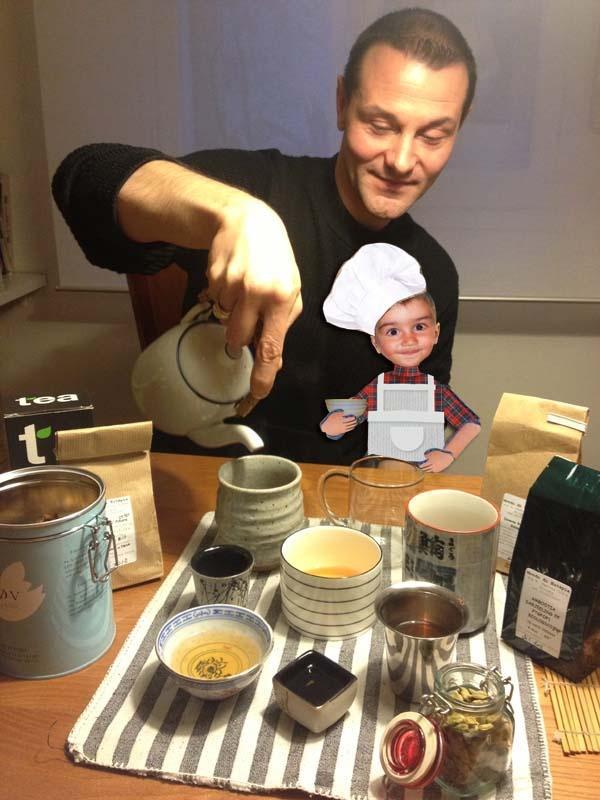 Leonardo Torchi e Little Cook