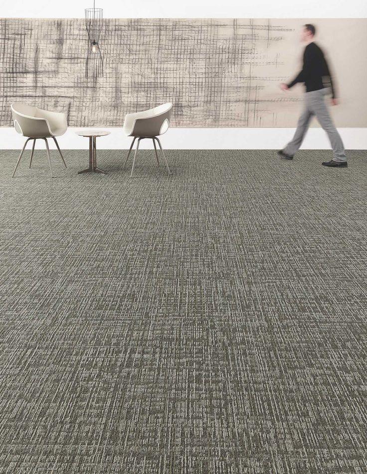 Conte Broadloom Carpet tiles office, Shaw carpet