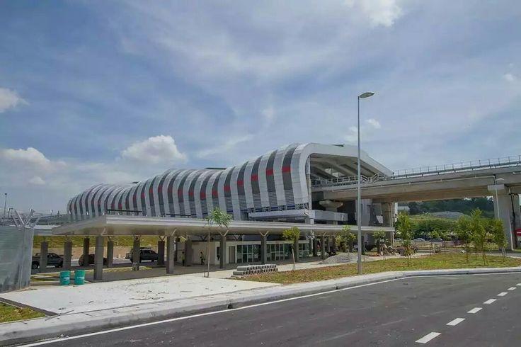 Station putra heights credit to sofian via skyscrapercity