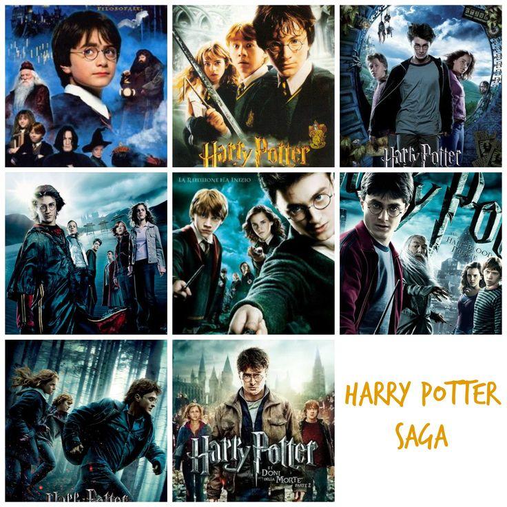 i film del mese Harry Potter