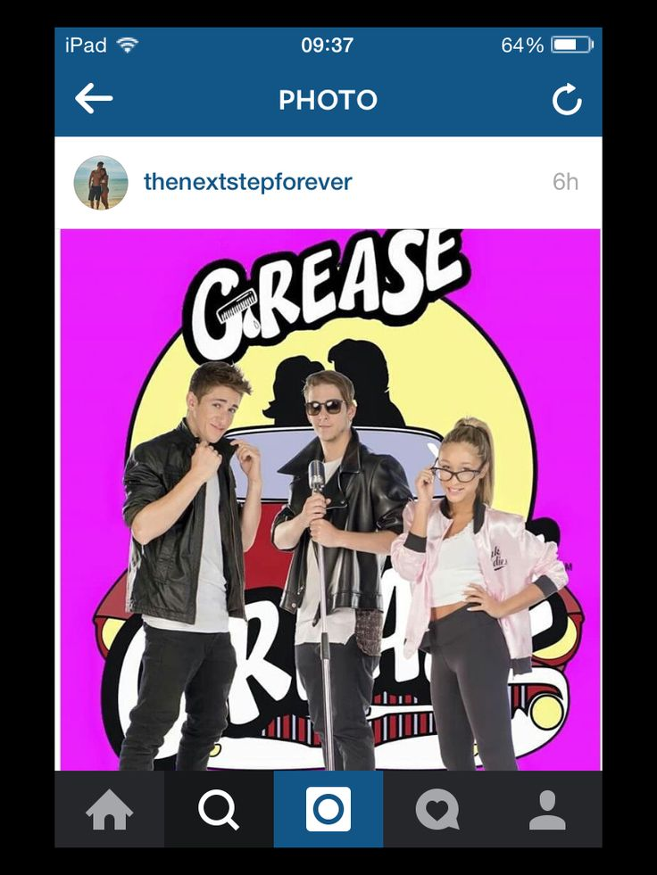 Briar Nolet ( Richelle ) and Myles Erlick ( Noah ) from cbbc drama The Next Step star in awesome musical grease!!!