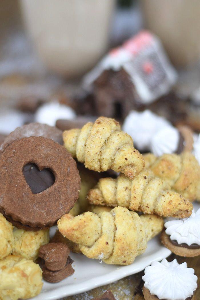 Plätzchen: mit Nougat, Marzipan oder Kaffee-Schokolade | Das Knusperstübchen