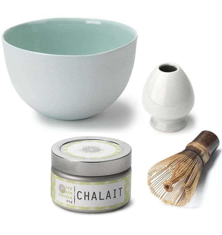 Make matcha in the comfort of your own home with this amazing set