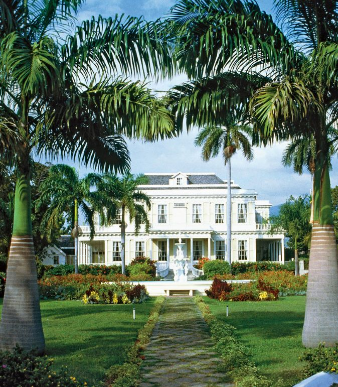 Devon House (1881), Kingston, Jamaica - The colonial home of George Steibel, the 1st black millionaire in Jamaica.