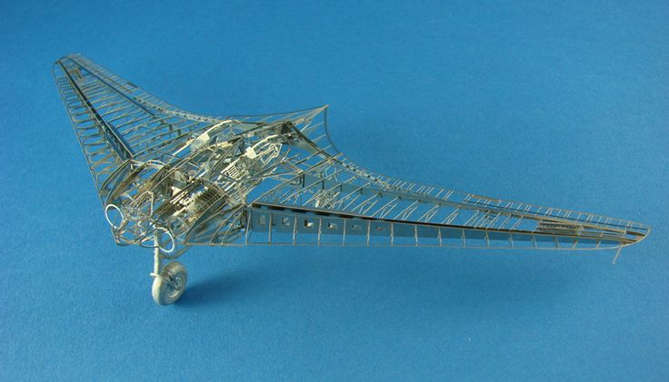 Ho-229 Full Structure Model - 1:72 Jasmine Model