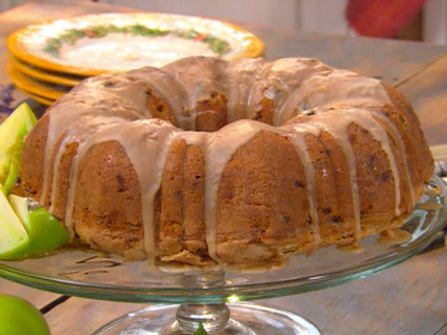 Cake Doctor Icing Recipes: Green Tomato Cake With Brown Butter Icing