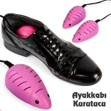 Elektrikli Ayakkabı Kurutucu Shoes Dryer