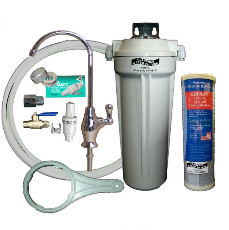 ... Water Filters | QMP1/4SUS single under sink water filter system