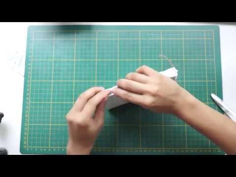 Видео мастер-класс: Блокнот с нуля - Ярмарка Мастеров - ручная работа, handmade