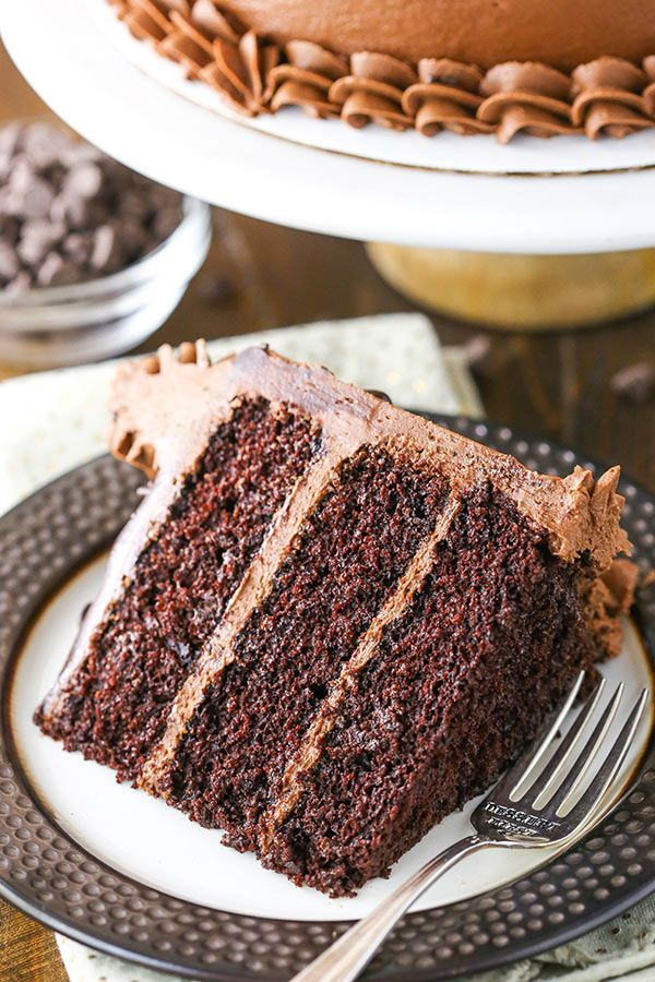 Best Moist Chocolate Cake Receita Bolo De Chocolate Simples
