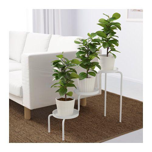 M s de 1000 ideas sobre soportes de plantas en interiores - Soporte macetas ikea ...