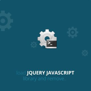 script remover is a system plugin of joomla 25 that is able to load jquery