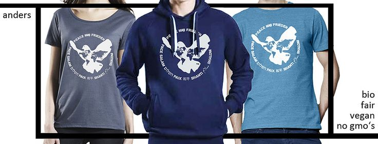 Peace Shirts und Hoodies im Kilez More Shop