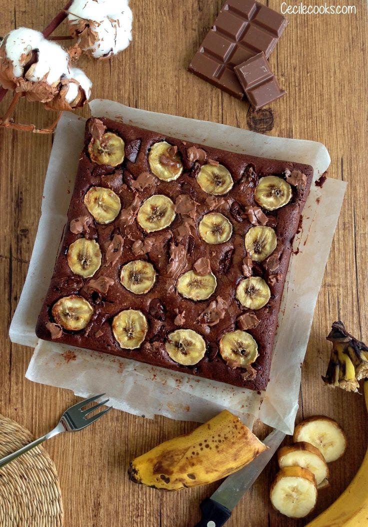 Je radote tant pis. Les bananes en dessert, ce n'est pas trop mon truc. Mais bon, il faut bien sortir de sa zone de confort gustatif parfois pour tester de nouvelles recettes et faire des découvertes. Alors si vous cherchez une recette 100% gourmandise,...