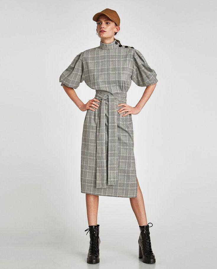 Zara kleider kollektion 2018