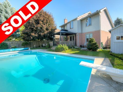 3 Bedroom, 2.5 Bathroom, Immaculate 2-Storey with Oversized Pool in Huron Heights! -   $279,900 - http://www.JeffBroughton.ca/listing/cms/30-duncan-cr-london/ -   #RealEstate #ForSale in #London #Ontario by #Realtor