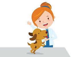 35+ Veterinarians With Animals Clipart