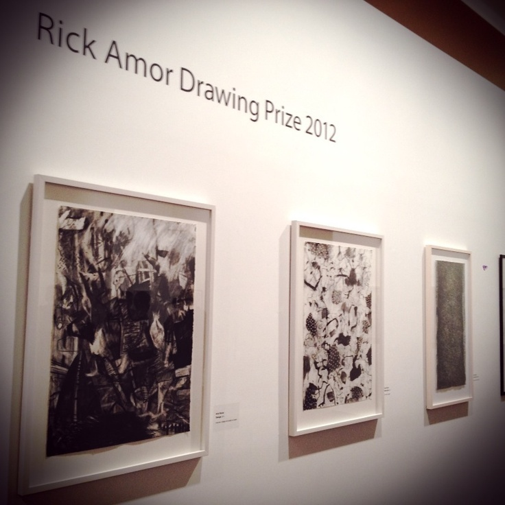 Rick Amor Drawing Prize at Ballarat Art Gallery