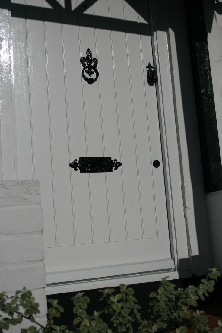 Hand made cottage door