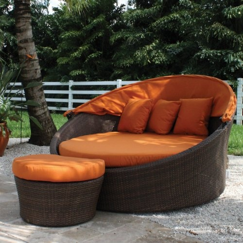 (CLICK IMAGE TWICE FOR UPDATED PRICING AND INFO) #home #patio #sofa #outdoor #outdoorsofa #patiosofa #patiosofaset #loungesets #outdoorpatiosofasets  see more patio sofa at http://zpatiofurniture.com/category/patio-furniture-categories/patio-sofa/ - Patio Orbital Daybed « zPatioFurniture.com