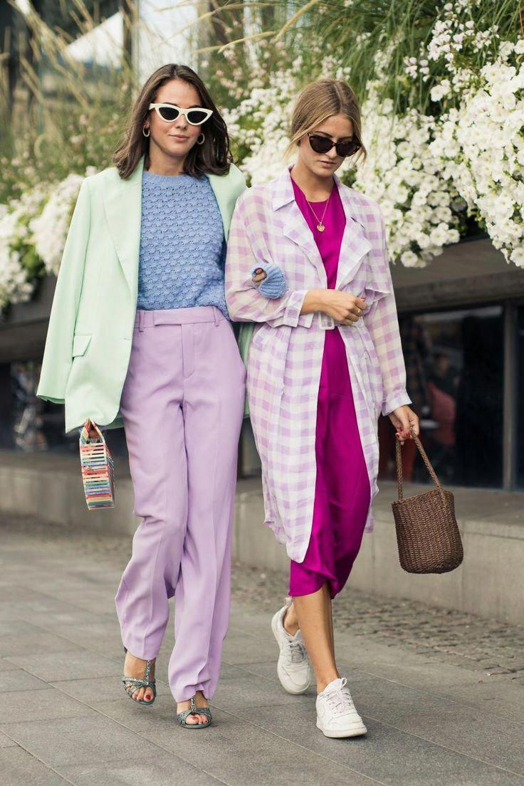 Some of the Best Stockholm Street Style Looks From Fashion Week #womensfashionprofessional #WomensFashionEdgy