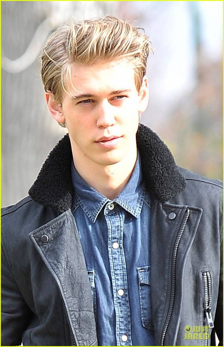 Austin Butler: He's legal, so I am okay.  Reminds me of my honey at about this age.