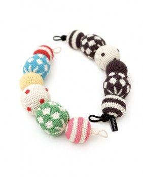 inspiration - littlephant pramnecklaces
