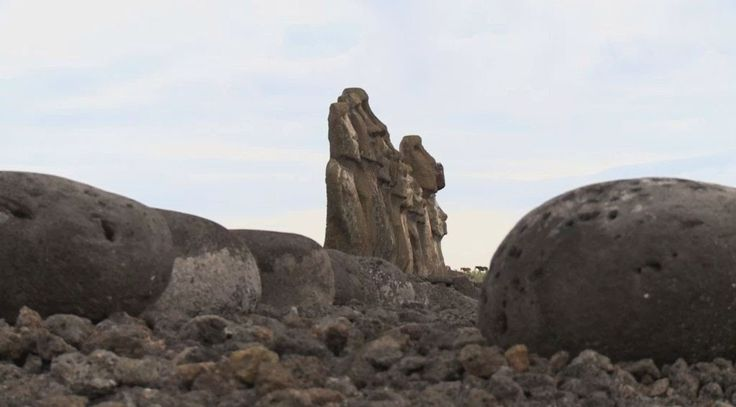 Easter Island - Ancient links with New Zealand Maori