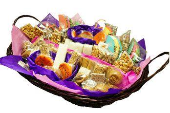 canastas de dulces