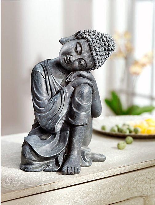 die 25+ besten ideen zu buddha deko auf pinterest | buddha-garten ...