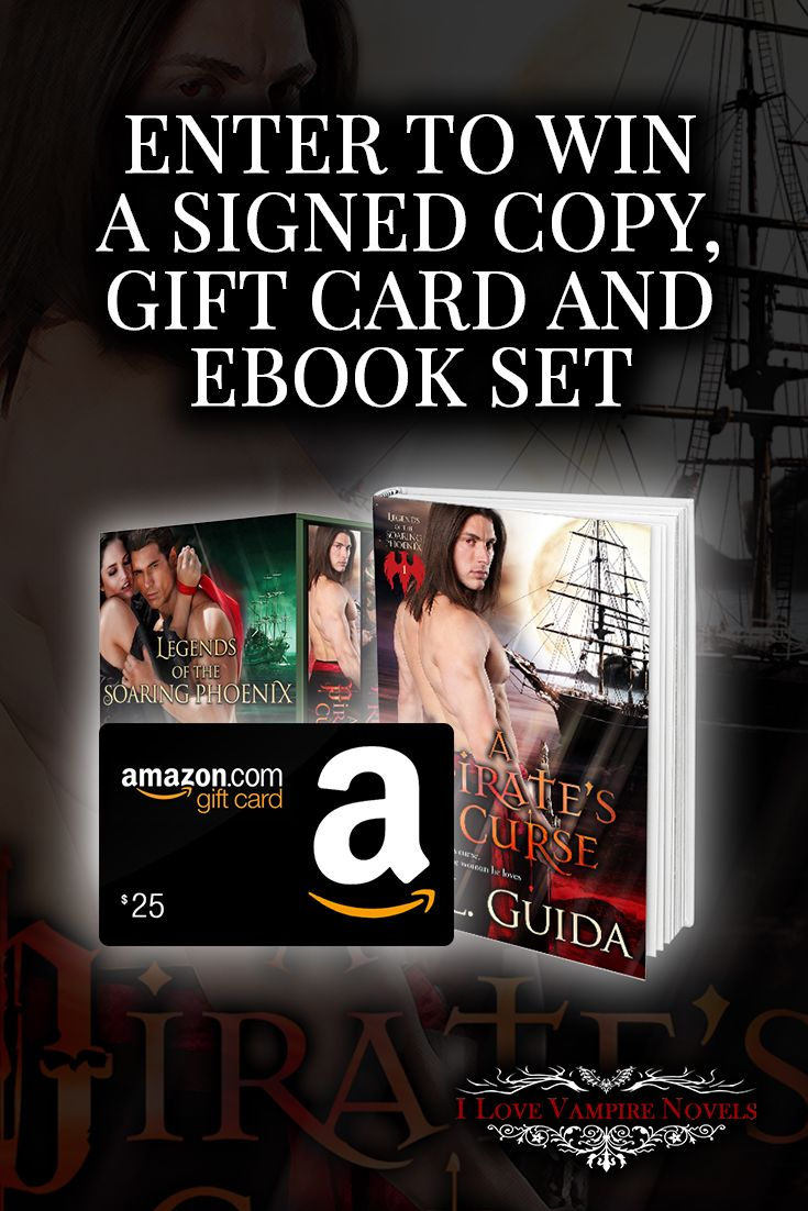 Win A $25 Amazon Gift Card, Signed & Ebook Copies From Bestselling Author  Ml Guida