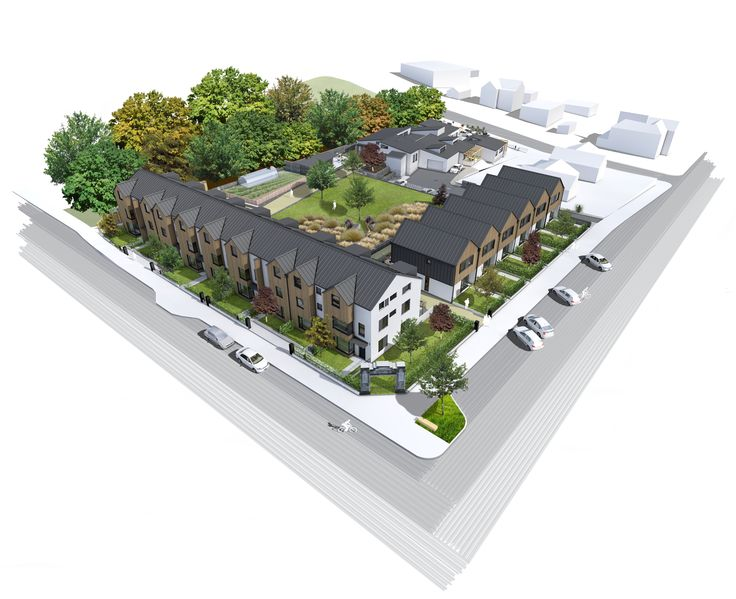 An inter-generational cohousing neighbourhood in Dunedin will provide a sustainable and social alternative to the traditional NZ subdivision. 40% of homes within the community will be designed to a 4-Star Lifemark™ rating!