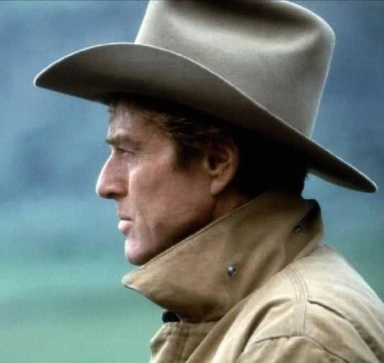 ROBERT REDFORD -THE HORSE WHISPERER, 1998