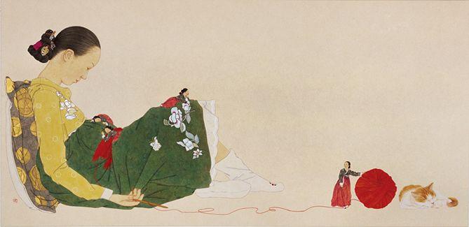 Shin Sun-Mi, Prenatal Education