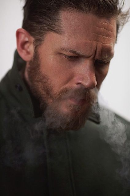 Hiel, as represented by Tom Hardy Tom Hardy by Greg Williams. - http://modernhepburn.tumblr.com/